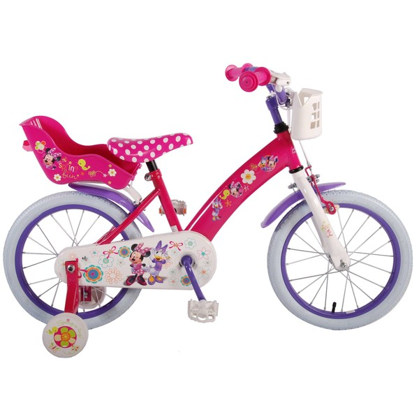Goedkope fiets Volare Minnie Bow Tique 16 Inch 25