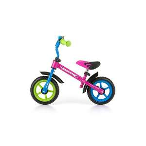 Goedkope fiets Milly Mally loopfiets Dragon Junior Multicolor
