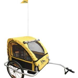 Goedkope fiets M Wave Carry All A40 20 Inch Unisex Geel