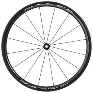 Goedkope fiets Shimano voorwiel Dura Ace 28 inch WH R9100 velgrem carbon
